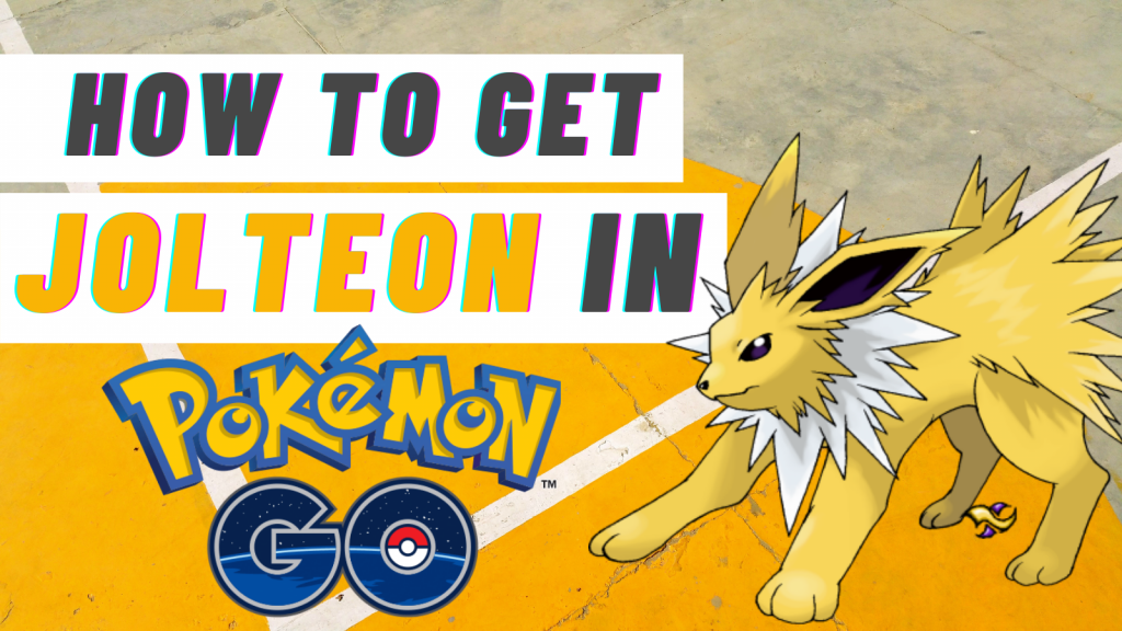 how to get jolteon in pokemon go, jolteon on the ring