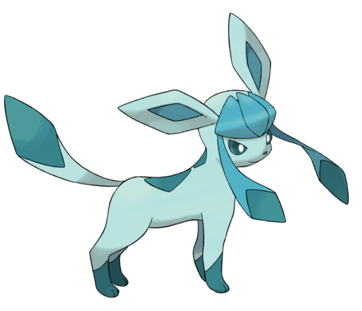 Glaceon standing